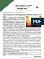 Boletim Eletrônico Comunidade Passo Fundo maio 2014