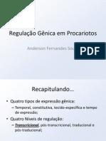 Expressão genica em procariotos - Anderson.ppt