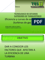 4.2.2 Eficiencia y Curvas de Expansion. 1