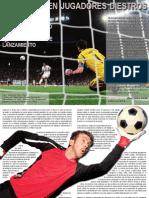 El Penalti en Jugadores Diestros de Futbol
