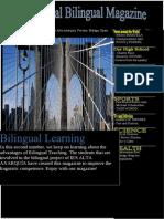 Bilingual Magazine n2
