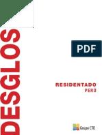 Desglose Pediatria Peru