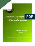 Aprenda Dreamweaver en Ocho Pasos