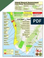 Hazard Assessment Maps - Big Island (Southwest)