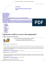 Explain How Would Be an Asset to This Organization_ - HR Interview Questions and Answers