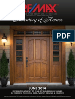 Inventory of Homes June Issue