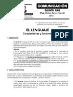 Ellenguaje Caractersticasyfunciones 120414105842 Phpapp02
