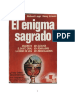 Baigent Leigh Lincoln - El Enigma Sagrado (Incompleto)