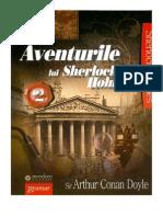 Arthur Conan Doyle - Aventurile Lui Sherlock Holmes Vol. 2 [Ibuc.info]