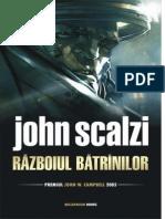 John Scalzi - RB 1 Războiul Bătranilor