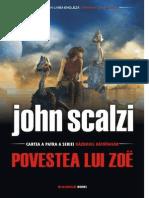 John Scalzi - RB 4 Povestea Lui Zoe