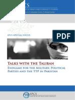 Taliban TalksT