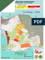 Hazard Assessment Maps - Maui (Central)