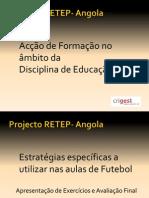 Apresentação RETEP - EF 2014 - Futebol