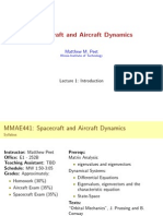 441 Lecture 1 aircraft