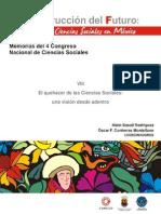 CAPÍTULO VIII. El Quehacer de Las Ciencias Sociales (México, Chiapas)