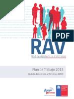 Plan Trabajo RAV2013