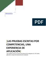 laspruebasescritasporcompetenciaslpaezhsolisfinal-140113183336-phpapp02