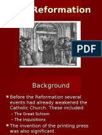 The Reformation Power Point