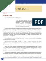 Ética e Legislacao Profissional Unidade III