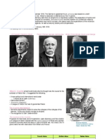 History Booklet Notes