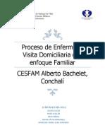 PAE Visita Domiciliaria