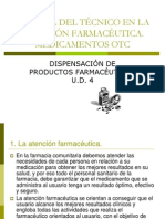 d.p. Farmacéuticos Ud 4