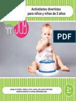 Actividades Para Ninos de 2 Anos