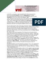 Σωκράτης Κόκκαλης -  Πρώην πράκτορας της Στάζι (περιοδικό αντί)