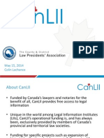 15 May 2014 - CanLII Overview