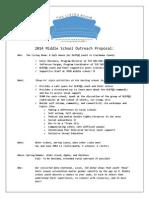 middle school proposal glbtq
