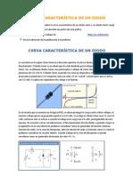 Curva Caracteristica de Un Diodo1