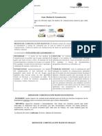 Guía medios de comunicación 7° básico - practicante