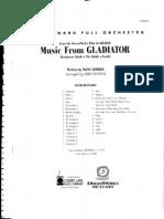 Hans Zimmer - Gladiator (Full Orchestra)