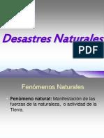 Desastres Naturales Victor