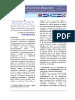 Situación de las Sociedades de Depósito en Centroamérica y República Dominicana