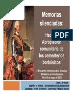 Memorias Silenciadas by Diego Bernal