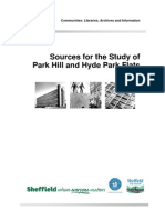 Park Hill and Hyde Park Study Guide PDF 1 63 MB