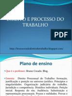 Processo Do Trabalho Aula 1 e 2 (1)