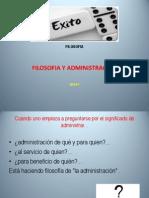 Filosofia Empresarial (2da Sesion)