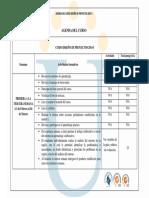 (Agenda) Diseño de Proyectos - m