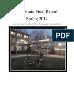 Spring 2014 Final Report