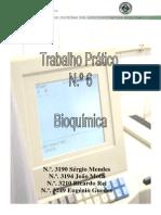 Doseamento de Proteínas Por Espectrofotometria Molecular