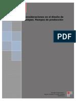 Consideraciones en El Diseño de Rampas.rampas de Producción