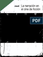 La Narracion en El Cine de Ficcion