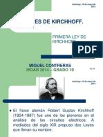 1era Ley Kirchhof