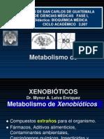 Metabolismo de Los Xenobioticos(Ori)