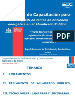 Reglamento de Alumbrado Publico (1)