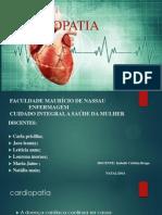 Cardiopatia Na Gestação