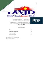 General Curse Breaking Prayers DWJD-team SFC-Int